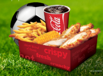 Vyhrajte KFC Box Menu pre svoju futbalovú 11-ku!