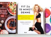 Kombo pre silné a zdravé ženy! Tieto 3 knihy potrebujete!