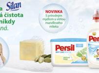 Vyhrajte 20 produktových balíčkov Persil Duo-Caps Sensitive