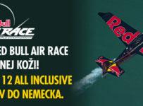 Hrajte o 12 All Inclusive zájazdov na preteky Red Bull Air Race