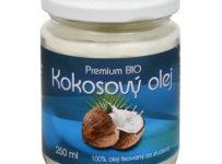 Júlová súťaž o 4x BIO kokosový olej Premium 250 ml