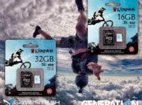 Súťaž o Kingston SD karty