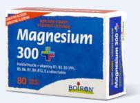 Súťaž o Magnesium 300+ a Vademecum zdravej výživy