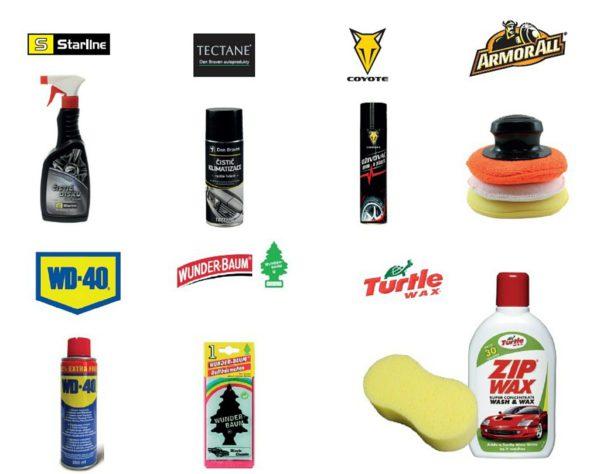 Súťaž o balíček autokozmetiky Auto Kelly