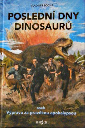 Súťaž o knihu Poslední dny dinosaurů