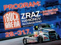 Súťaž o lístky na TRUCK ARÉNA 2016 v hodnote 20 €