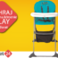 Súťaž o super stoličku na kŕmenie PLAY Kidseat 2015