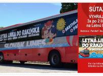 Vyhrajte lístky na Letnú linku Slovak Lines Bratislava-Pandorf-Neusiedl am See!