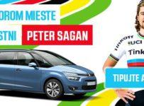Vyhrajte na 1 týždeň 5x Citroën Grand C4 Picasso