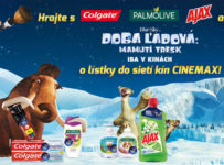 Vyhrajte rodinnú vstupenku na filmovú novinku DOBA ĽADOVÁ Mamutí tresk!