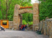 Súťaž o 2 rodinné vstupenky do Dinoparku v Košiciach
