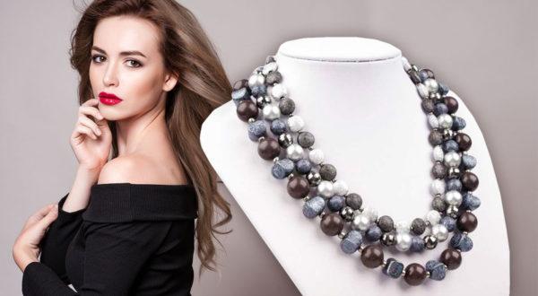 Súťaž o honosný trojradový náhrdelník