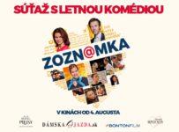 Vyhraj romantický víkendový pobyt s filmom ZOZNAMKA