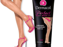 Vyhrajte balíček telovej kozmetiky Dermacol určenej pre nohy