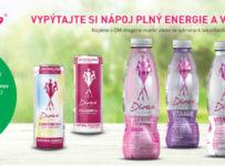 Vyhrajte balík vitamínových vôd Divas drink