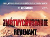 Vyhrajte bestseller Zmŕtvychvstanie - Revenant