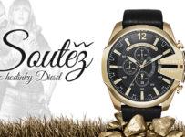 Vyhrajte pánské hodinky DIESEL