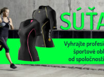 Vyhrajte profesionálne športové oblečenie od spoločnosti SKINS