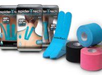 Vyhrajte rôznofarebné tejpovacie pásky značky Spidertech