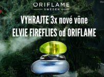 Vyhrajte tri rozprávkové vône ELVIE FIREFLIES od Oriflame