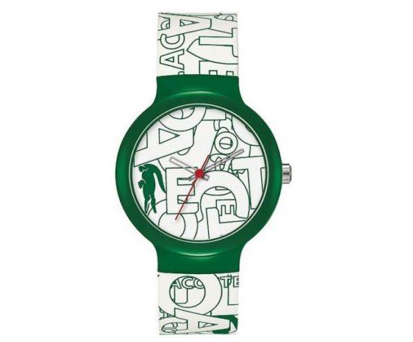 Zapojte sa do súťaže o značkové hodinky LACOSTE