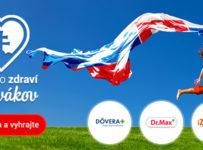 Zapojte sa do veľkej ankety o zdraví Slovákov a vyhrajte