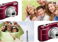 Hrajte o kúúúl fotoaparát Nikon Coolpix A10 Extra ostré fotky