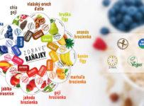 Súťaž o Zdravé raňajky z ovsenej kaše s ovocím s rôznymi príchuťami