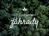 Súťaž o projekt novej záhrady od architekta