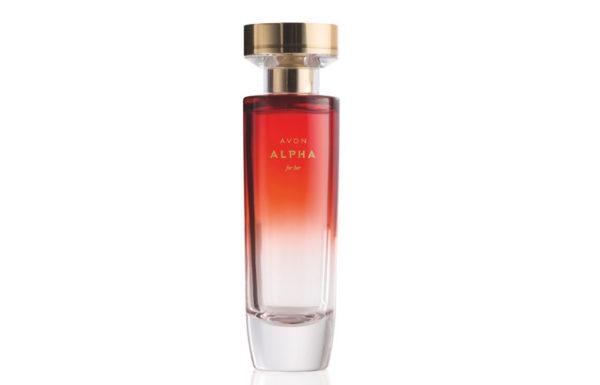 Súťaž o toaletný parfum AVON Alpha for Her