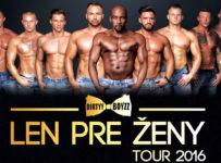 Súťaž vstupenky DIRTYY BOYZZ tour 2016