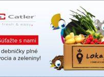 Súťažte o debničku plnú ovocia a zeleniny!