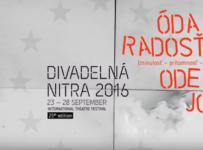 Súťažte o vstupenky na 25. ročník festivalu Divadelná Nitra