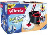 Soutěž o mop Easy Wring and Clean od Viledy