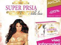 Super PRSIA + štíhla línia