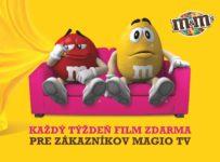Vyhrajte 3 balíčky M&M's cukríkov každý v hodnote 30€!