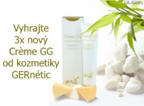 Vyhrajte 3x nový Crème GG od kozmetiky GERnétic