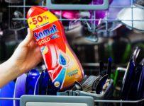 Vyhrajte ročné umývanie riadu od značky SOMAT