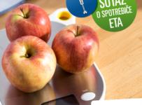 Vyhrajte užitočnú kuchynskú váhu ETA a spolu s ňou aj ponorný mixér!