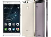 Vyhrajte smartfóny Huawei P9, Huawei P9 lite a Huawei P9 Plus