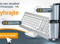 Pomôžte vylepšiť Pricemaniu a vyhrajte ceny v hodnote viac než 300 €!