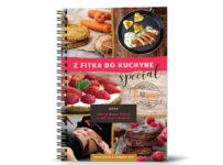 Vyhrajte knihu Z fitka do kuchyne Špeciál od FITSHAKER