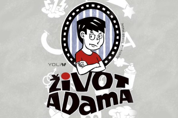 Peter Opet – Život Adama – Vyhraj knihu