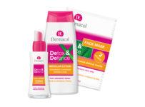Vyhrajte balíček s produktami Dermacol DETOX & DEFENCE