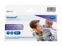 Súťaž Veroval® Mužská plodnosť - domáci test