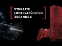Súťaž o Xbox One S v limitovanej edícii Gears of War