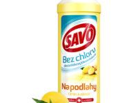 Súťažte o 3 balíčky s výrobkami SAVO