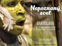 Súťaž o 3 vstupenky na cestovateľský festival Cestou necestou
