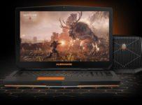 Veľká súťaž o herný notebook Alienware