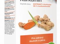 Vyhrajte balíček Liftea Kurkumin!